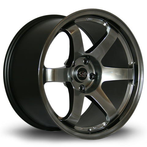 Rota Wheels Grid 18x10 ET20 5x120 Hiper Black