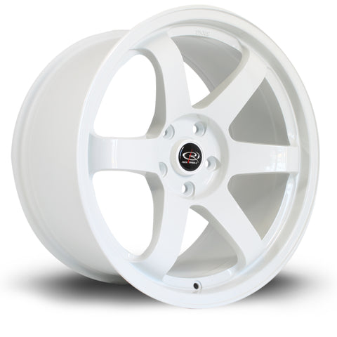 Rota Wheels Grid 18x10 ET35 5x114 White