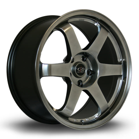 Rota Wheels Grid 18x8.5 ET30 5x114 Hiper Black