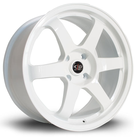Rota Wheels Grid 18x8.5 ET20 5x114 White