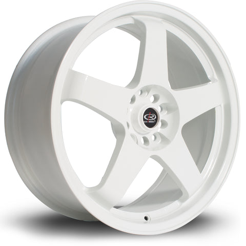 Rota Wheels GTR 18x8 ET48 5x114 White