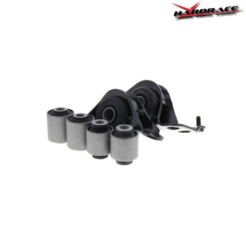 Hardrace Front Lower Control Arm Bushings 6 Pieces (Civic 91-96/Civic 95-01 5dr/Del Sol/Integra)