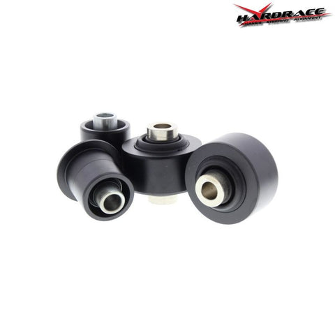 Hardrace Front Lower Control Arm Bushings 4 Pieces (Civic 01-05/CR-V/DC5 & FR-V)