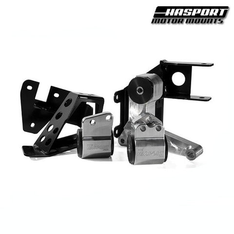 Hasport K-Engines Supporti Motore per SWAP (Civic 91-96/Del Sol/Integra)