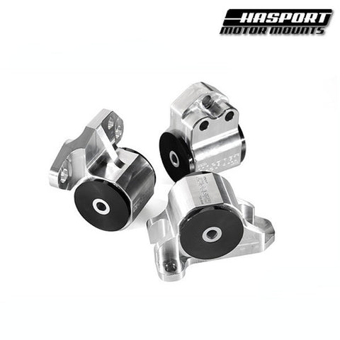 Hasport Performance Supporto Motore 3 Buchi (Civic 91-96/Del Sol/Integra)
