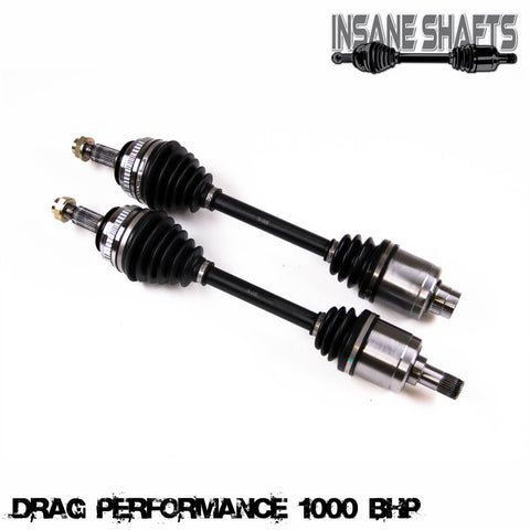 Insane Shafts Drag-Performance Semiassi Racing Rinforzati(Civic/CRX 87-93 SOHC)