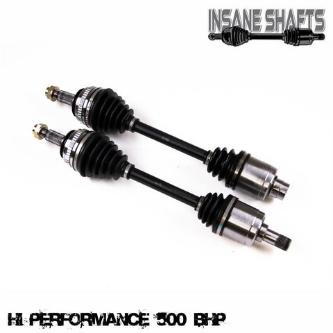 Insane Shafts Hi-Performance Semiassi Racing RinforzatiLeft (Prelude 1992-1996)