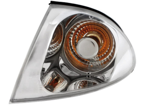 Frecce BMW E46 Lim.+Touring 99-02 4D chrome
