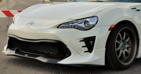 Lip Anteriore TR Style Toyota GT86 My17+