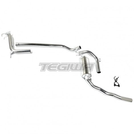 MARTELIUS CAT BACK SISTEMA DI SCARICO HONDA CIVIC TYPE R FN2 07-11