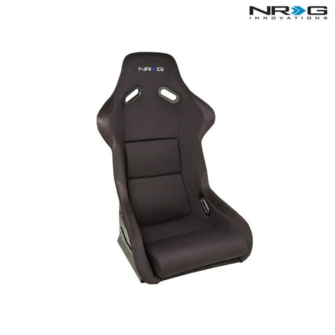 NRG Innovations Sedili Fissi Monoscocca Racing in Carbonio Large (Universal)