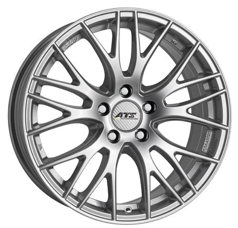 Wolfrace GB Perfektion 19 x 9 ET 42 5x120  Royal Silver