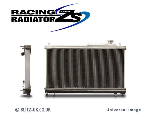 Evo 4-6 - Radiatore Racing ZS - Blitz 18854