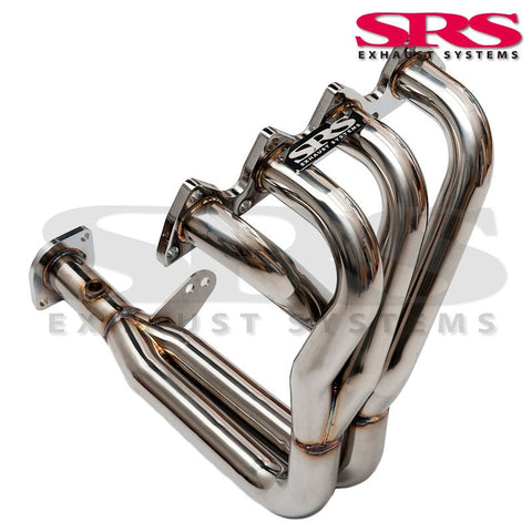 SRS Collettori di scarico EXHAUST SYSTEMS 4-2-1 EXHAUST HEADER STAINLESS STEEL (HONDA B-ENGINES 91-02)