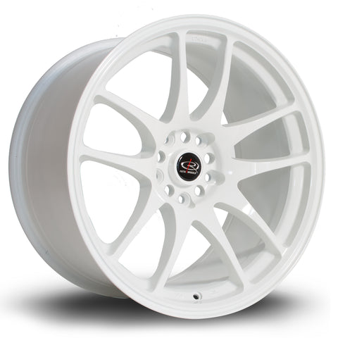 Rota Wheels Torque 18x9.5 ET30 5x114 White