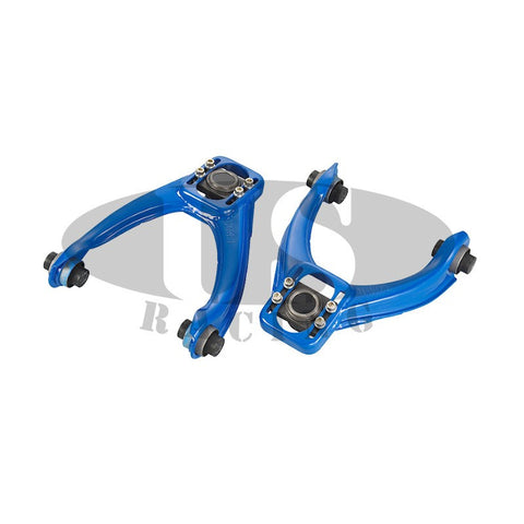 US-Racing Anteriore Camber Correction Kit Blue (Civic 95-01)