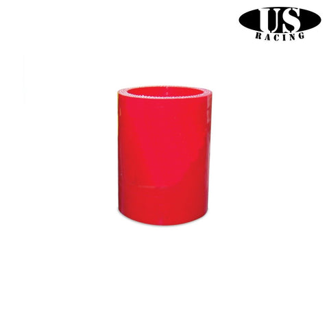"US-Racing Silicone Coupler 70mm/2.75"" Red (Universal)"