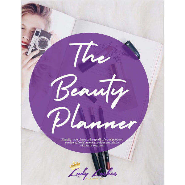 THE BEAUTY PLANNER