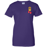 Deepsea Boxing Club (MK V) Ladies T-Shirt