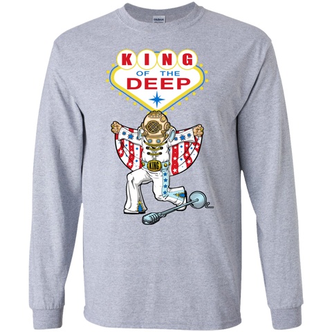 King of the Deep Long Sleeve