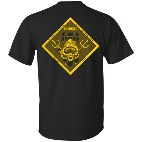 511th Army Diver (B&G) Gildan Cotton T-Shirt