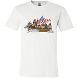 Deepsea Crossing Delaware Unisex Jersey Cotton T-Shirt