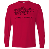 Join or Drown Anvil Lightweight Long Sleeve