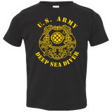 511th Army Diver Toddler Jersey Tee