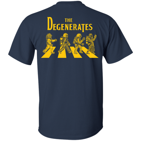 The Degenerates Gildan Cotton T-Shirt