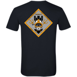 511th Army Diver Slim-fit Softstyle T-Shirt