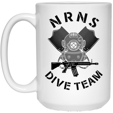 NRNS Dive Team Mug - 15oz