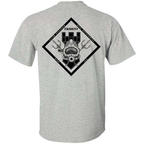 511th Army Diver Gildan Cotton T-Shirt