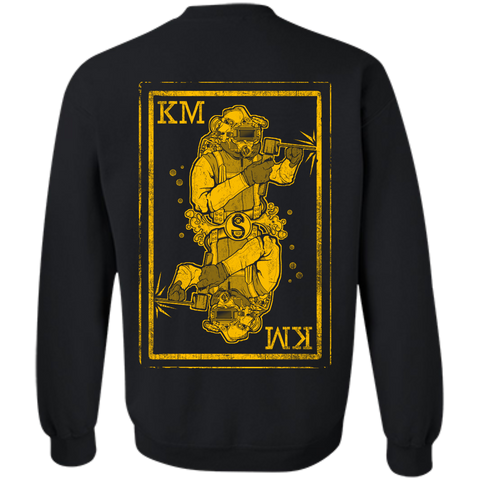 KM Winter Welder (Yellow) Sweatshirt
