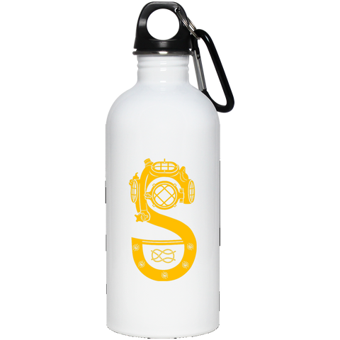 Supsalv 20 oz Stainless Steel Water Bottle