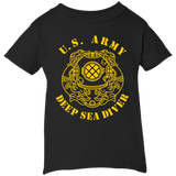511th Army Diver Infant T-shirt