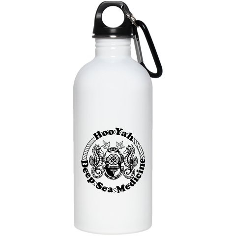 Deep Sea Medicine 20 oz Stainless Steel Water Bottle