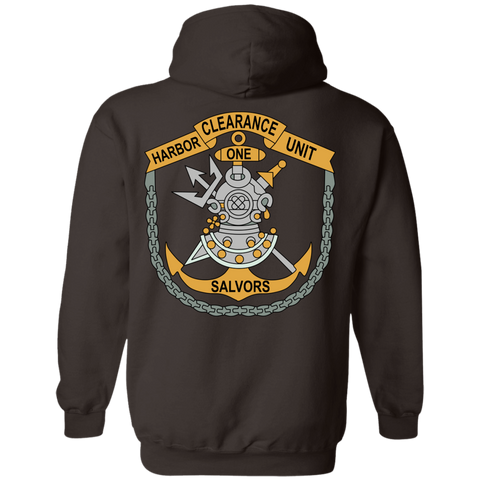 Harbor Clearance Unit One Hoodie