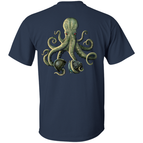 Octopus Corrosion T-Shirt