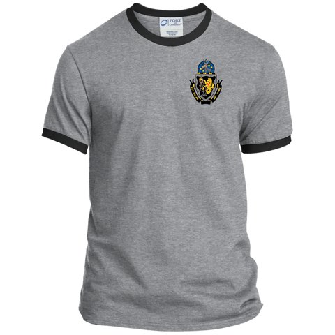 USS Grasp (Color) Ringer Tee