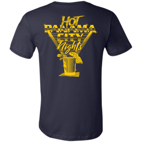 Hot Panama City Nights (B&G) Unisex Jersey T-Shirt