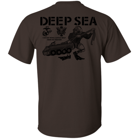 NRNS Dive Team Gildan Cotton T-Shirt