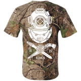 CO 2-4 Camouflage Shirt