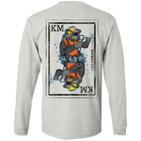 KM Winter Welder Card Long Sleeve