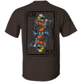KM Winter Welder Card T-Shirt