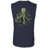 Octopus Corrosion Cotton Sleeveless