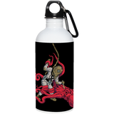 Octopus VS. Diver 20 oz Stainless Steel Water Bottle