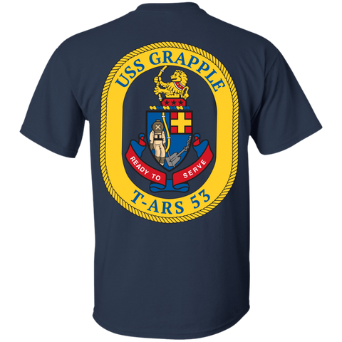 USS Grapple (Color) T-Shirt
