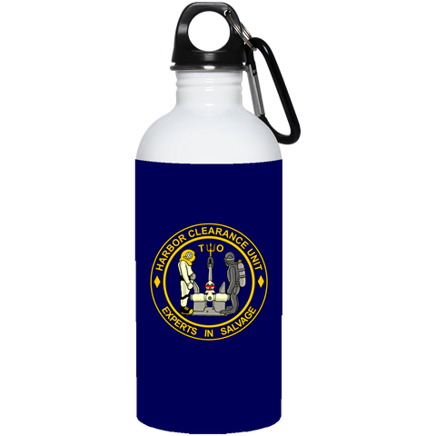 Harbor Clearance Unit Two 20 oz Stainless Steel Water Bottle