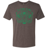 Lucky To Be Green Diver (Recommended) Tri-Blend Tee