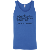 Join or Drown Unisex Tank